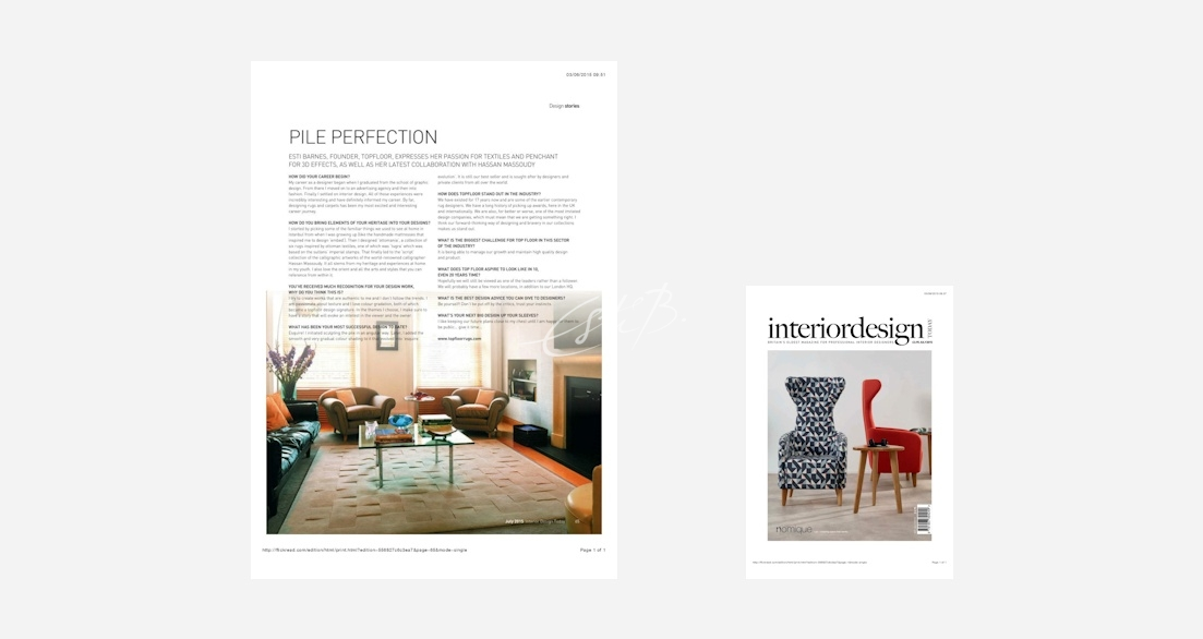Interior Design Today July 2015