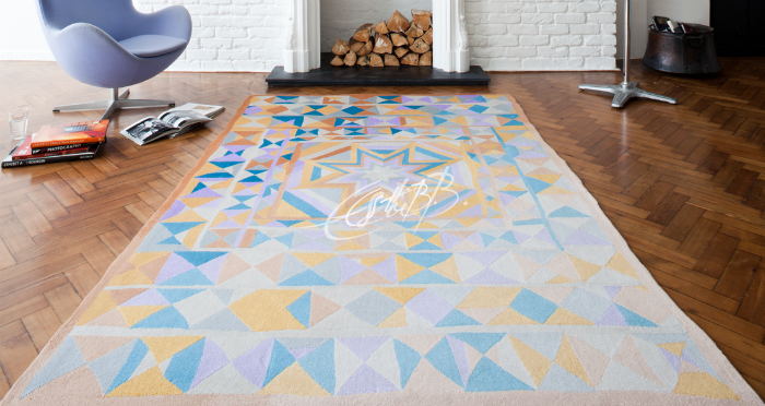 Choosing the perfect rug. Topfloor rugs. Kaftan