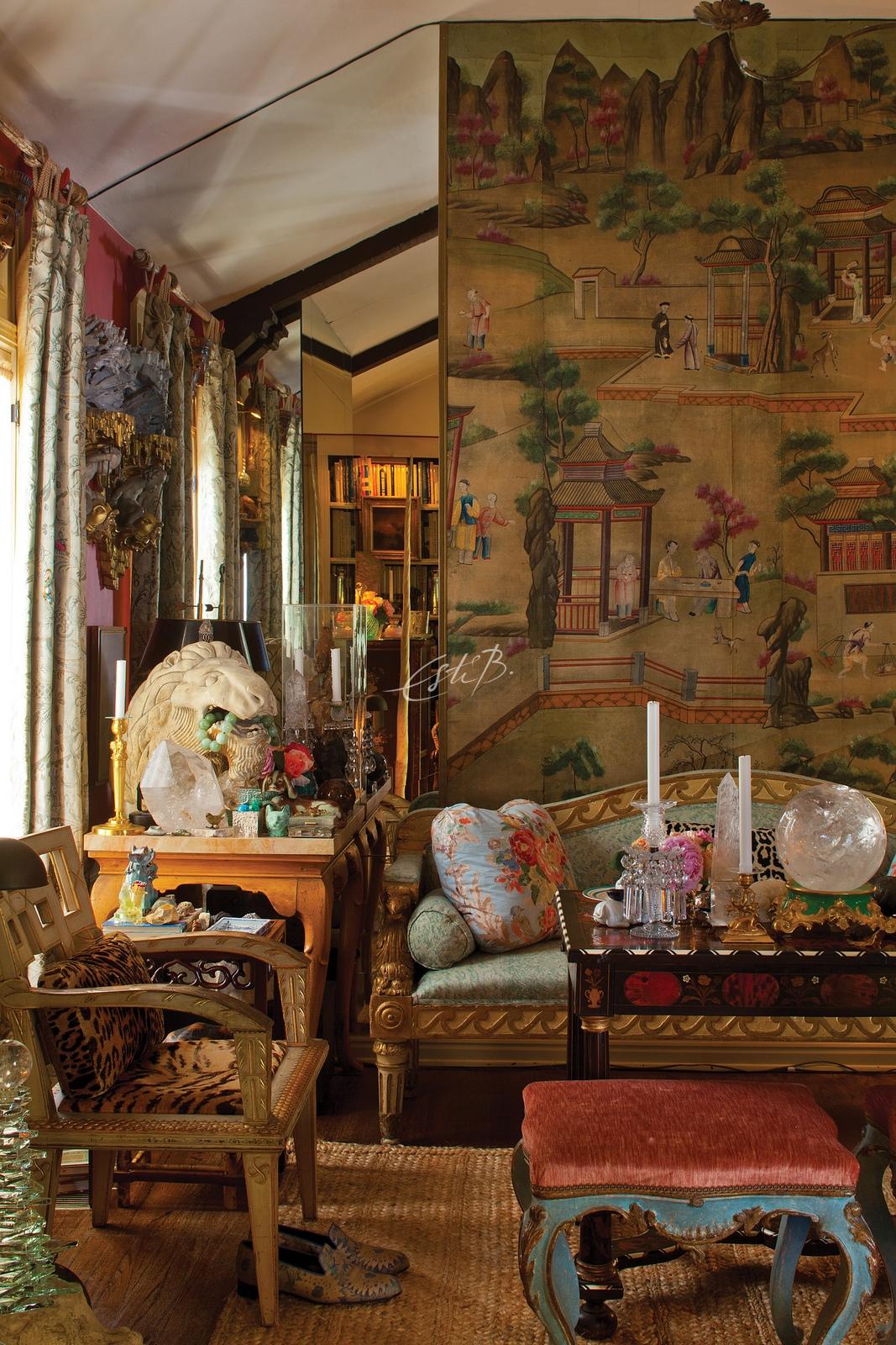Fortunty - Topfloor blog. Interview with interior Desires Rebecca James
