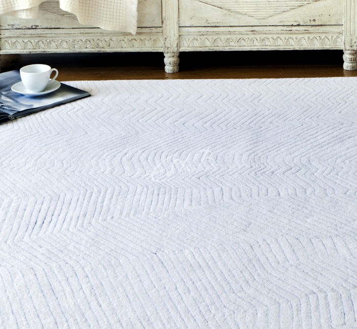 Erosion rug