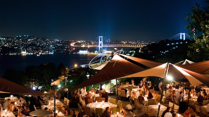 Sunset bar & grill, Istanbul