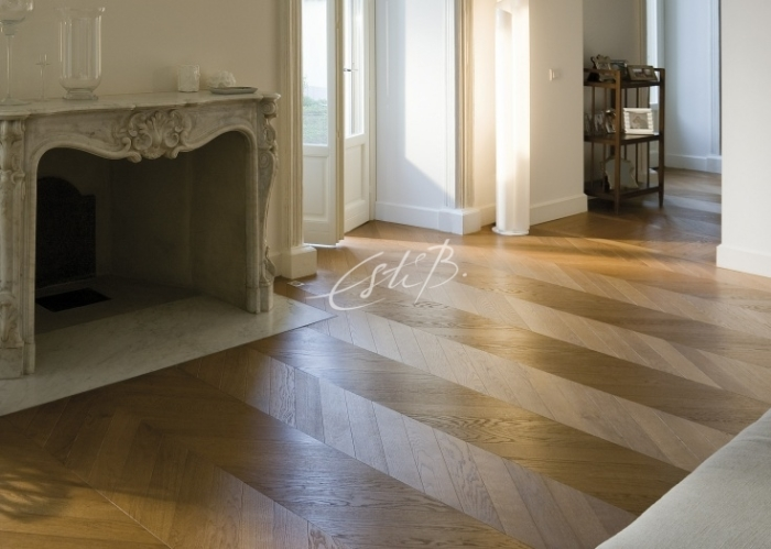 amazing european oak chevron parquet flooring by topfloor with parquet easy life legend. Black Bedroom Furniture Sets. Home Design Ideas