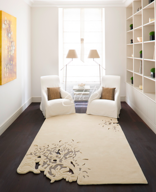 ETHEREAL Rug from 3D Collection, by Topfloor Rugs