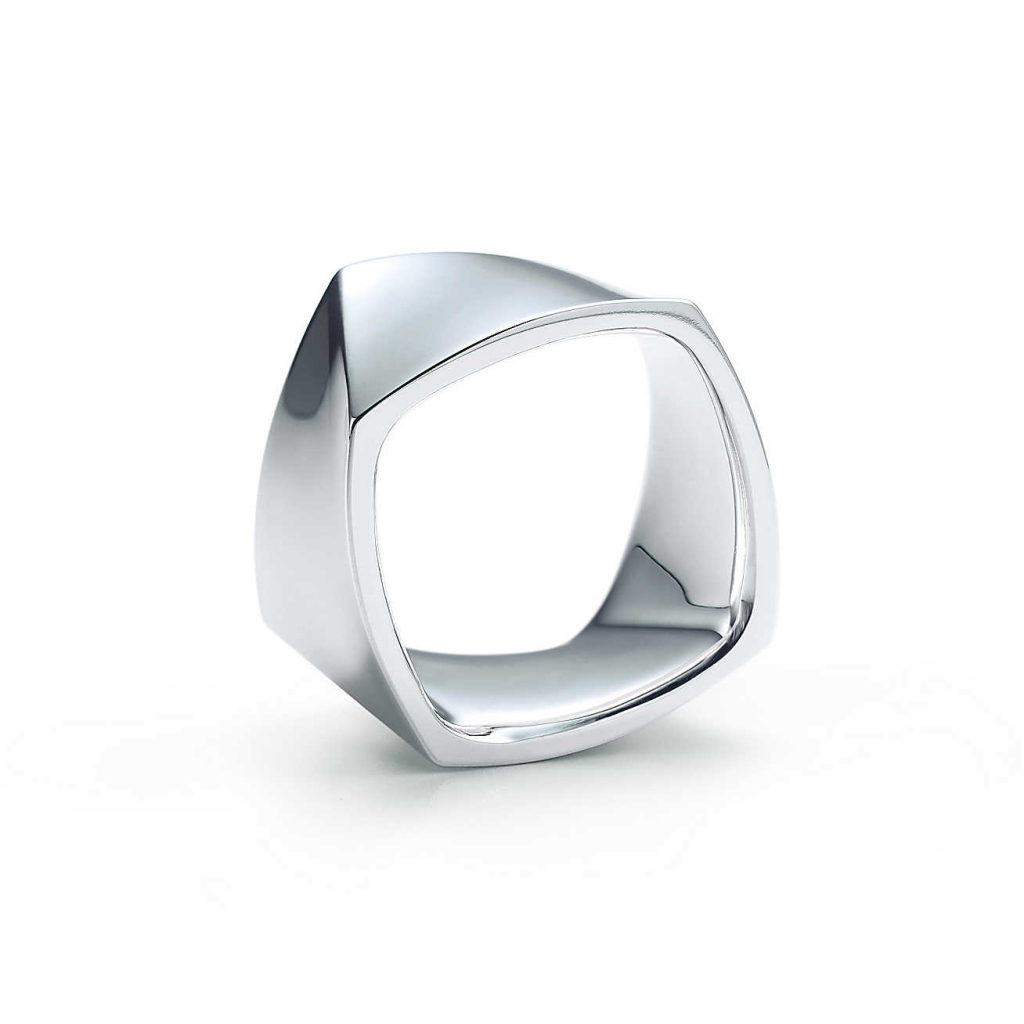Frank Gehry Ring for Tiffany