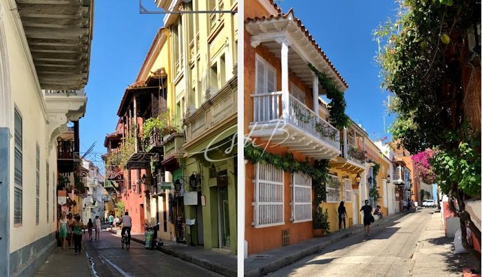 Cartegena Streets