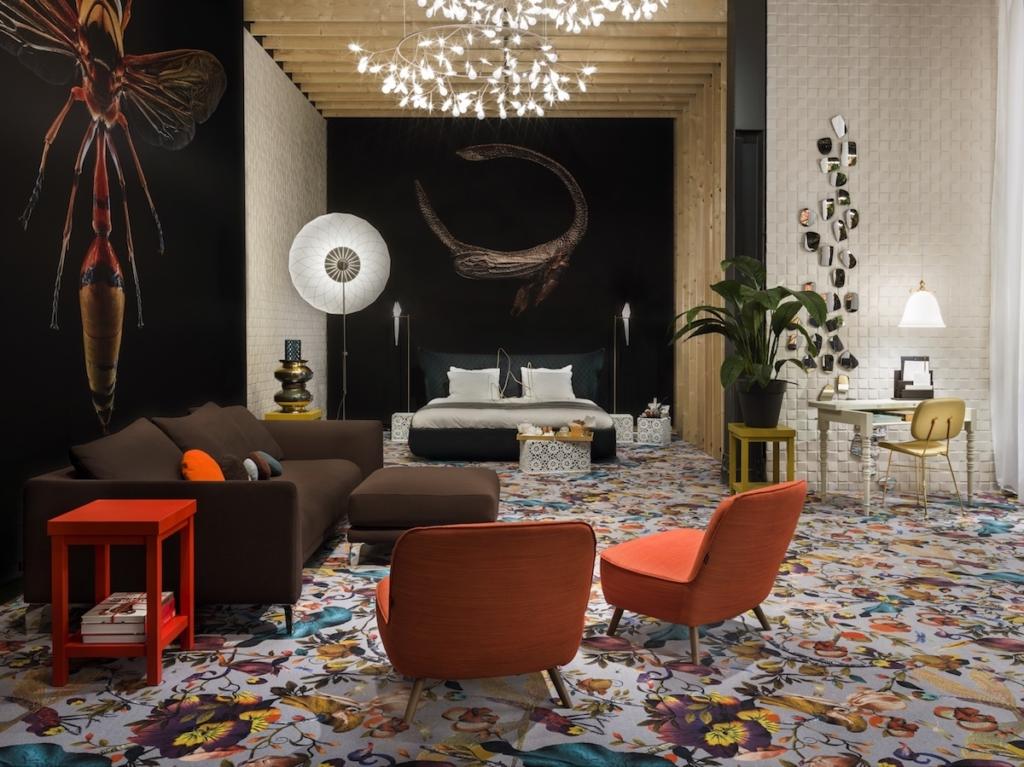 Blog hand made bespoke rugs carpets london topfloor for Garden designer milano